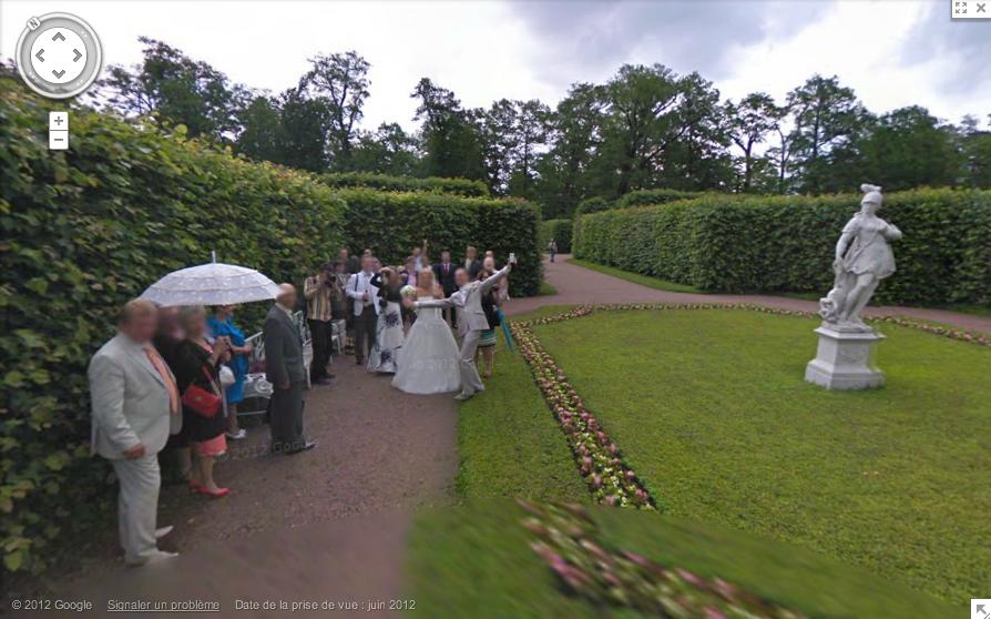 mariage parc saint-petersbourg