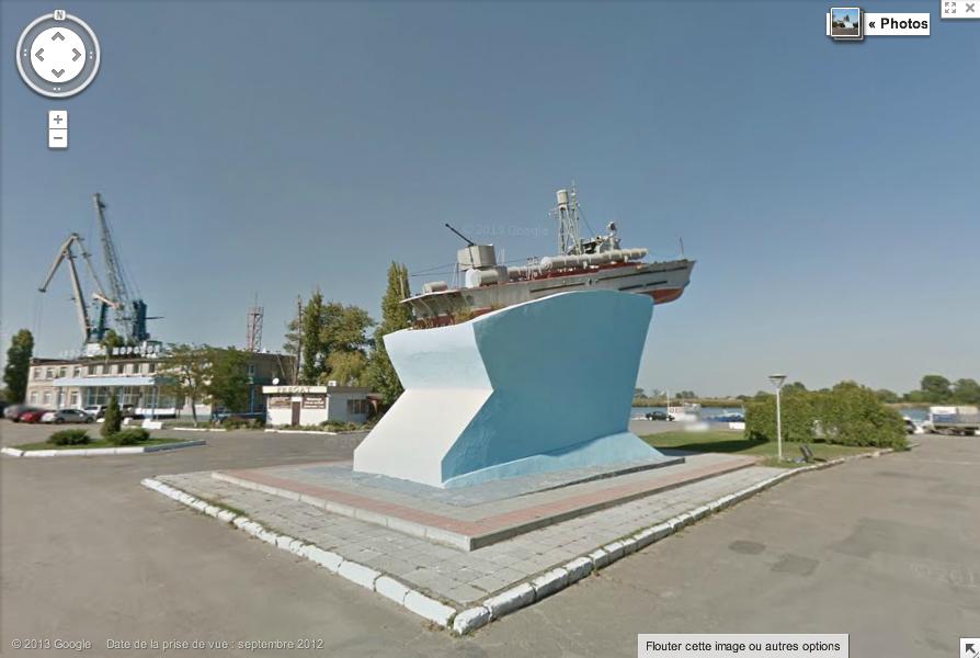 Azov, Russie