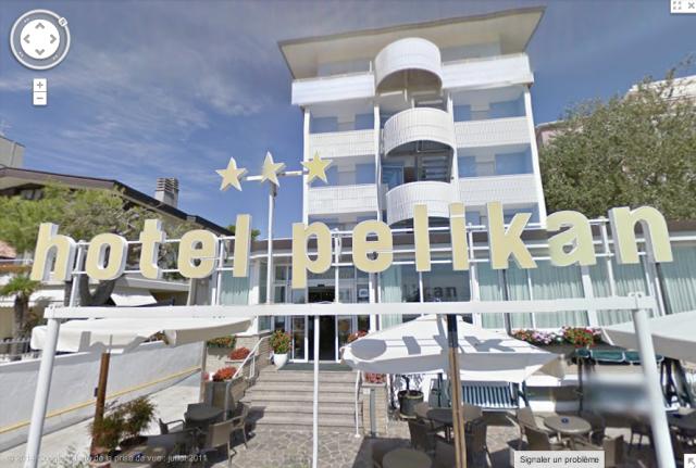 Lungomare Trieste, Lignano Sabbiadoro, Friuli-Venezia Giulia, Italie